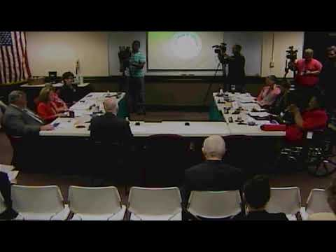 Alabama Board of Education discusses special education