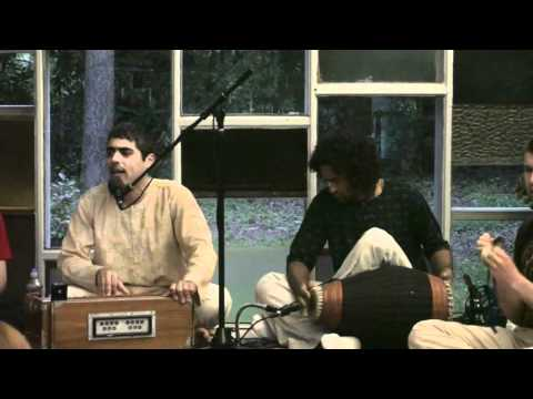 Bhajan - Kalachandji's Kirtan Group @ Denton Unitarian Church - Jiv Jago Jiv Jago - 3/6