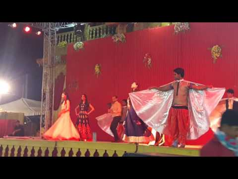 Shagun  ki ghadiya  ayi  h dance in ladies sangeet # sisters dedication (shivam Joshi- 9602607737)