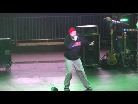 Weird Al Yankovic  White & Nerdy  in Del Mar 7412