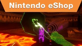 Nintendo eShop - Soul Axiom Nindies@Home E3 Trailer