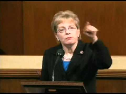 """Marcy Kaptur """"They can't find the paper up there on Wall Street""""... FORECLOSURE FRAUD"""