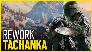 El Rework de Tachanka está listo
