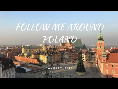 Follow Me Around Poland - Travel Vlog