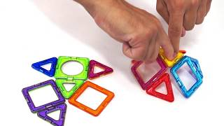 Magformers Basic Plus With Circles Sets