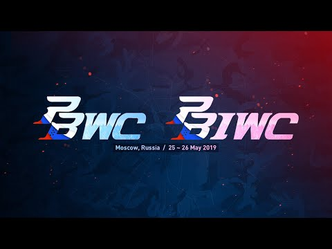 PBWC & PBIWC 2019 Day 1
