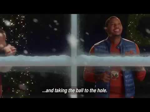 NBA Christmas Commercial (2016-17)