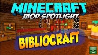 BIBLIOCRAFT MOD PARA MINECRAFT 1.7.10 y 1.7.2 ESPAÑOL   Mod de decoración   MINECRAFT MODS