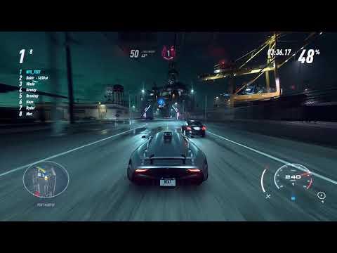 Need For Speed Heat – The Longest Race In The Game w/ Koenigsegg Regera