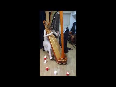 Смотреть клип Хобби: Игра на арфе в подземелье Готика онлайн бесплатно в качестве