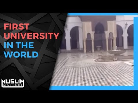 First University in the World