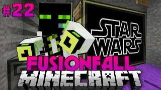 FERNSEHEN in MINECRAFT?! - Minecraft Fusionfall #022 [Deutsch/HD]