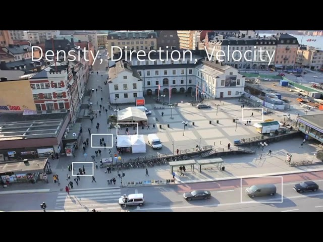 Nokia and City of Melbourne trial AI technology to keep city streets safe and clean