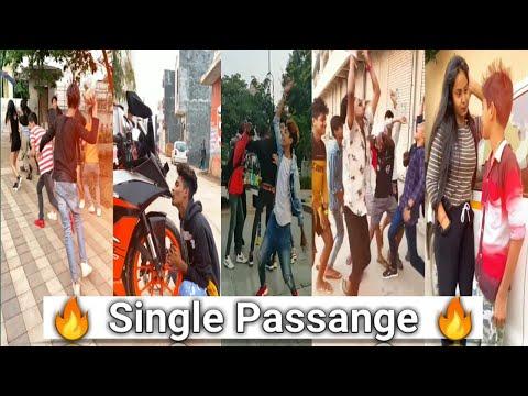 Single Passange Tiktok Videos || Tiktok Trending Videos