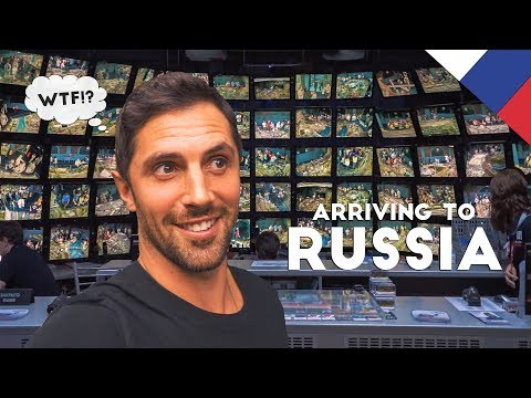 MY FIRST DAY In RUSSIA | St Petersburg Travel Guide