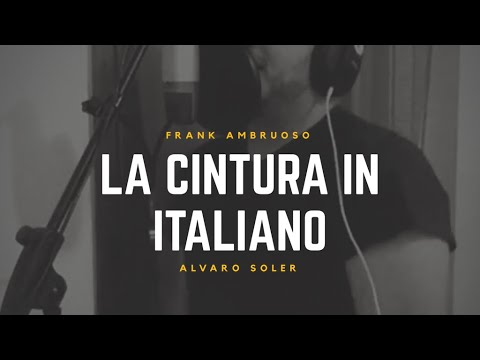 La Cintura -Alvaro Soler(Italian Version ) Cover By FAM