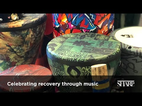 Celebrating substance abuse recovery through music