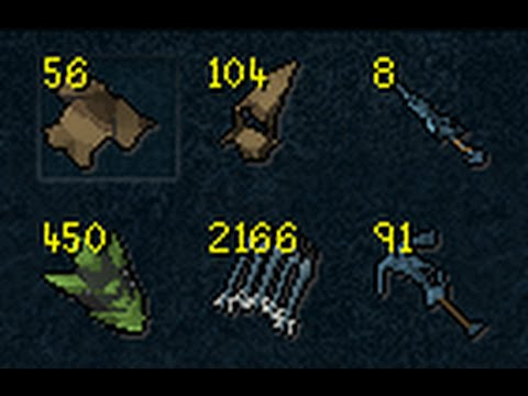 Selling/alching my shit tab