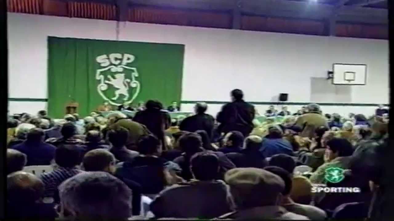 Apelo à participacao na AG de capital importância para o futuro do Sporting a 13/05/1999
