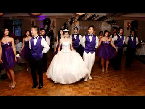 Alyssa-Nicole Lopez' Cotillion at San Diego Mission Valley Hilton June 16, 2012