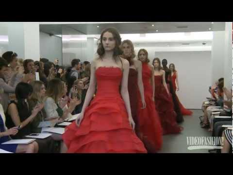 Vera Wang Bridal - Spring 2013 - Videofashion