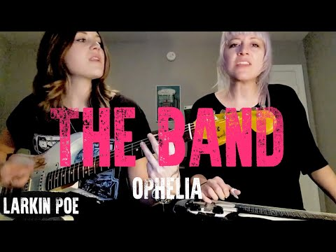 Larkin Poe | The Band Cover (