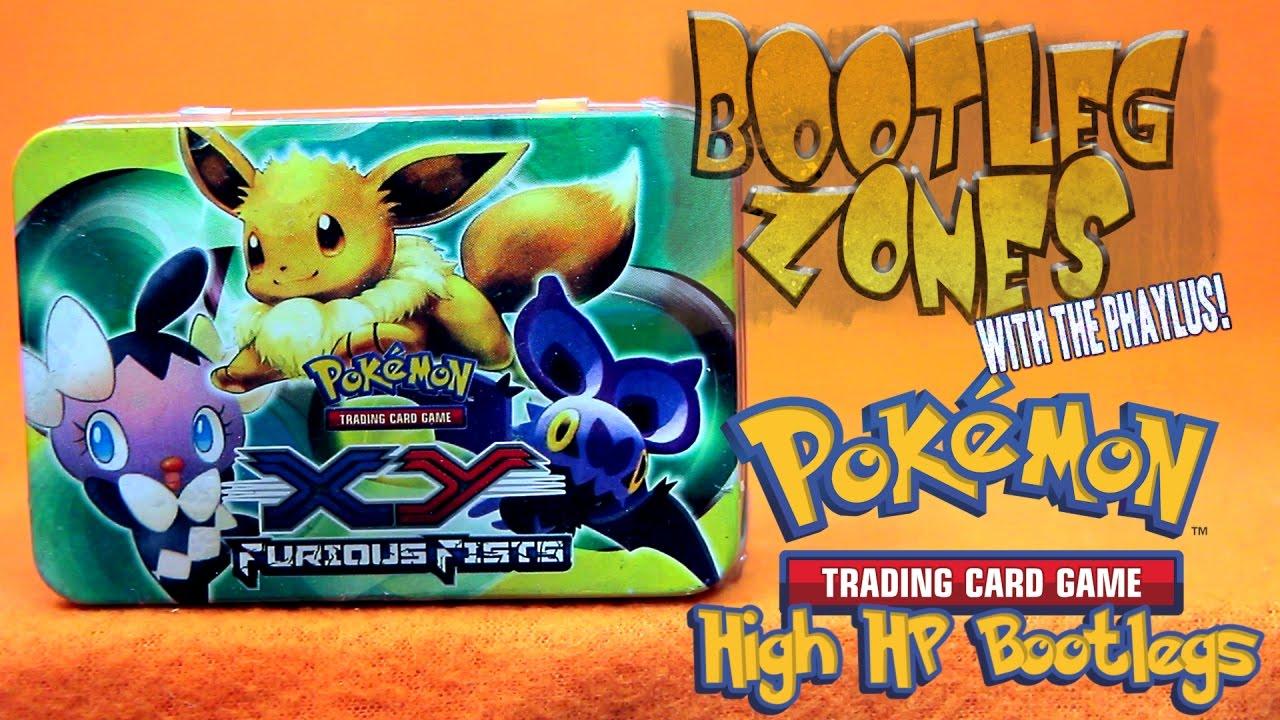Bootleg Zones: Pokemon High HP Cards