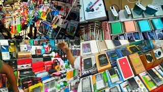 CHOR BAZAAR KOLKATA | IPhone,Mobile Accessories DSLR in cheap prices|Best Electronic Market in India
