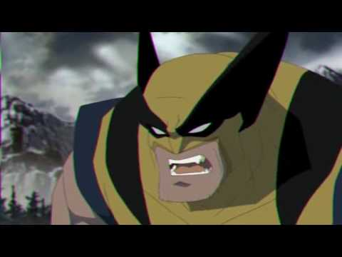 Hulk vs wolverine animated clip youtube