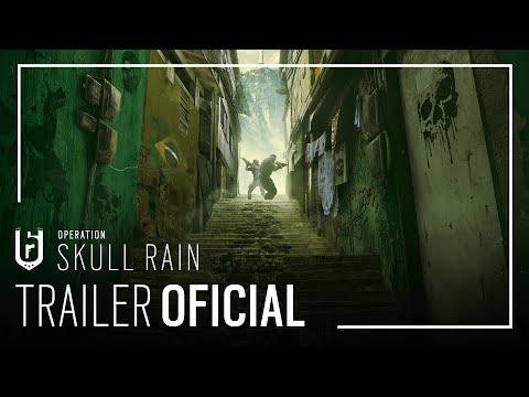 Rainbow Six Siege - Operación Skull Rain: Trailer Oficial