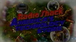 Radio Shack Christmas commercial (1991)