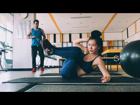 #4: Vợ Chồng Võ Hạ Trâm Cùng Tập Gym