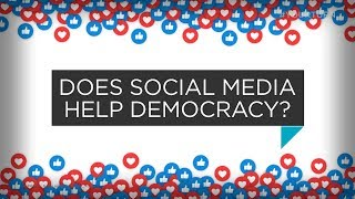 Does social media help democracy? | Outburst