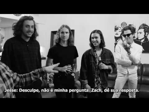 Entrevista The Neighbourhood - iHeartRadio - Legendado [PT-BR]