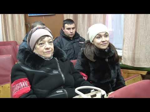 Добровольная народная дружина в Данилове.