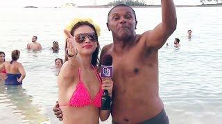 Video Jessica Cediel gozó bailando y besando a José Alberto 'El Canario' download MP3, 3GP, MP4, WEBM, AVI, FLV Juli 2018