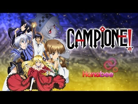 Campione! is listed (or ranked) 10 on the list The Best Harem Anime Of All Time