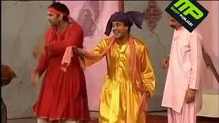 Iftekhar Thakur best comedy clip Pakistani Stage Drama