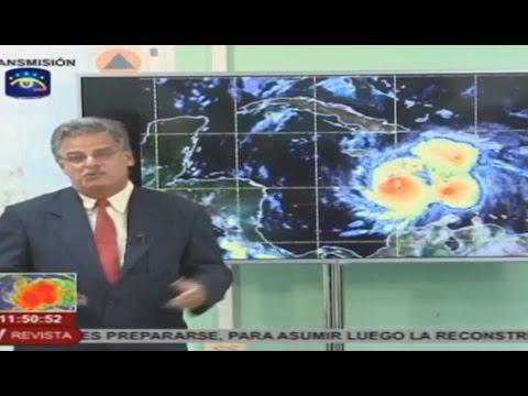 Programa especial en CiberCuba sobre el Huracán Matthew