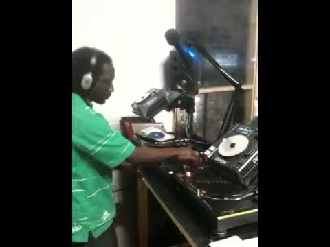 The Reggae Dancehall show on Newport city Radio
