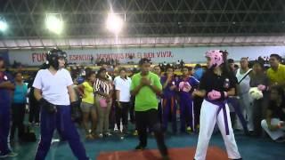 Torneo de kenpo- karate