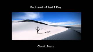 Kai Tracid - 4 Just 1 Day [HD - Techno Classic Song]