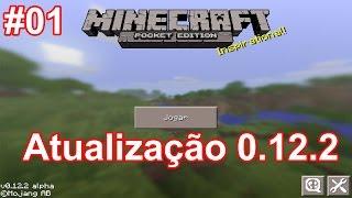 Minecraft Pocket Edition - Atualização 0.12.2 - Português