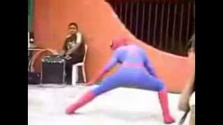 Человек паук [прикол] EeOneGuy