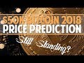 Is The $50,000 Bitcoin 2018 Prediction Still Standing?
