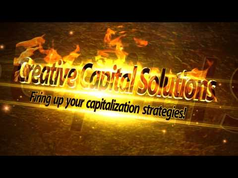 Creative Capital Solutions - Your Capitalization Resource