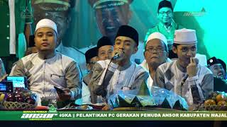 Oii Adek Berjilbab || Gus Azmi Syubbanul Muslimin || Majalengka Bersholawat