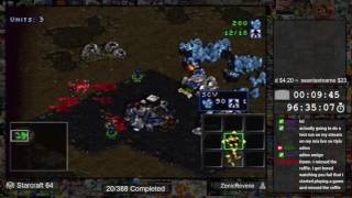 Let's Play Starcraft 64 Part 1