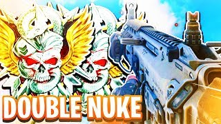 the BEST ASSAULT RIFLE in Black Ops 4! (146 Kills Double Nuclear Game Play!) - COD BO4