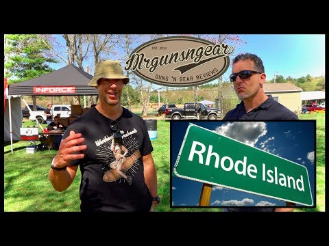 Support Your State Level Gun Rights Organizations: Rhode Island
